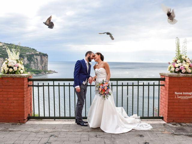 Il matrimonio di Mario e Marilena a Vico Equense, Napoli 10