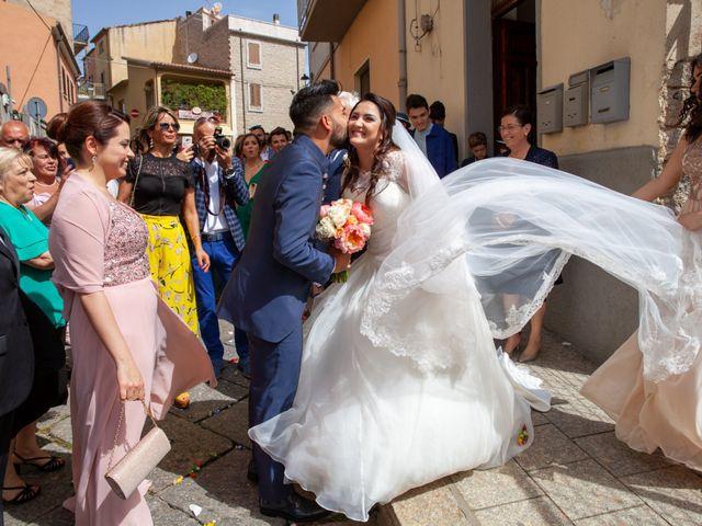 Il matrimonio di Roberto e Alice a Calangianus, Sassari 18