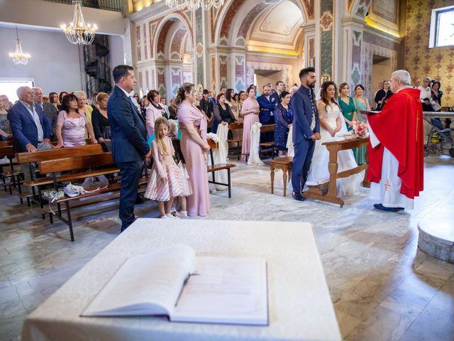 Il matrimonio di Roberto e Alice a Calangianus, Sassari 20