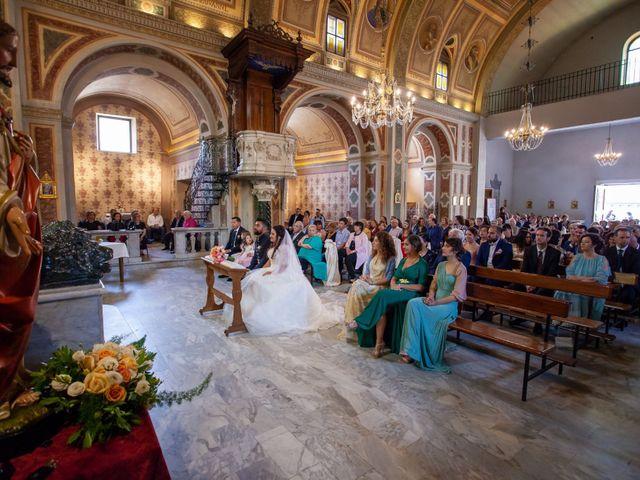Il matrimonio di Roberto e Alice a Calangianus, Sassari 21