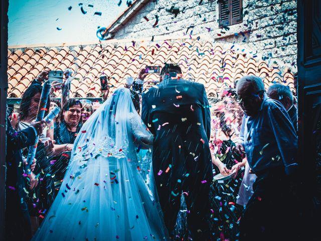 Il matrimonio di Roberto e Alice a Calangianus, Sassari 28