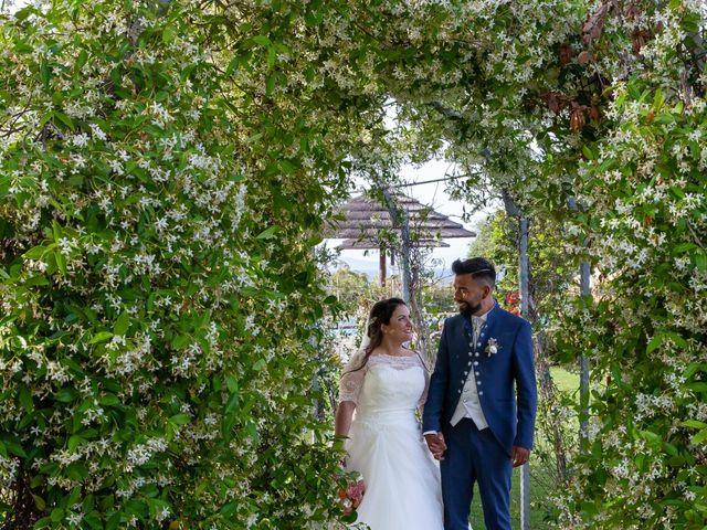 Il matrimonio di Roberto e Alice a Calangianus, Sassari 34