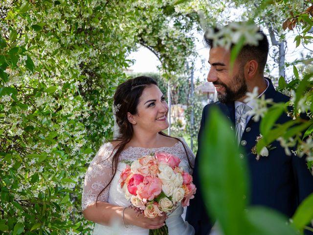 Il matrimonio di Roberto e Alice a Calangianus, Sassari 35