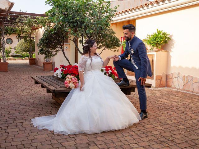 Il matrimonio di Roberto e Alice a Calangianus, Sassari 37