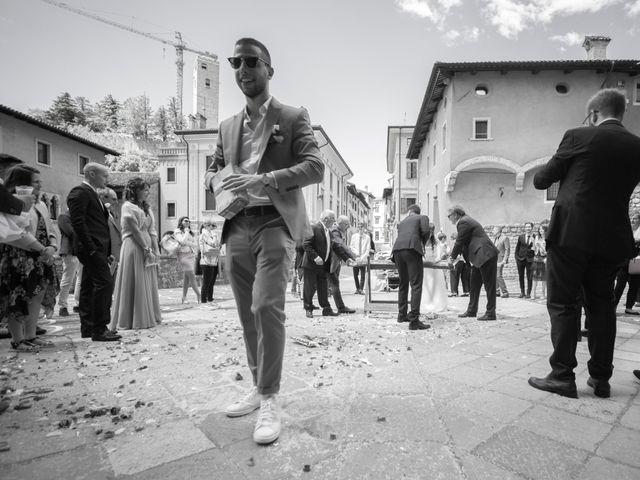 Il matrimonio di Marco e Martina a Gemona del Friuli, Udine 10