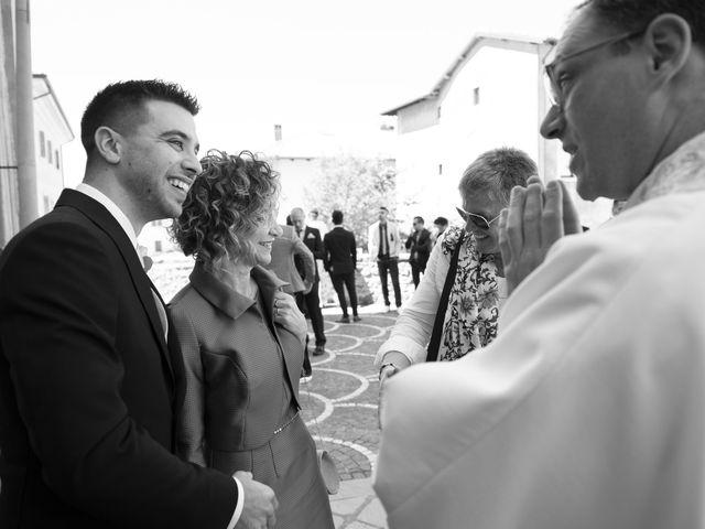 Il matrimonio di Marco e Martina a Gemona del Friuli, Udine 20