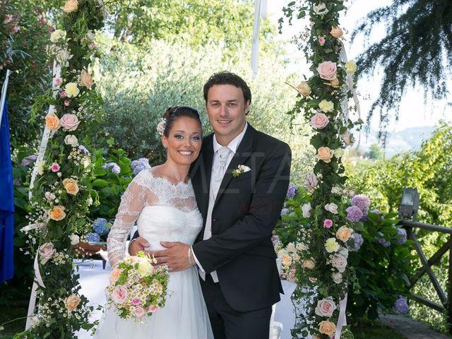 Il matrimonio di Simone e Chiara a Calolziocorte, Lecco 7