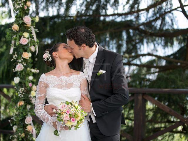 Il matrimonio di Simone e Chiara a Calolziocorte, Lecco 9