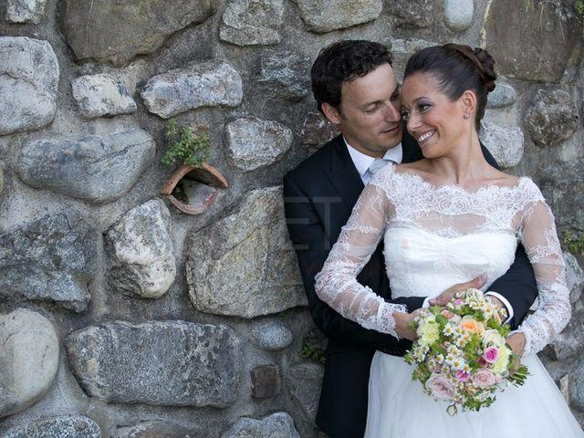Il matrimonio di Simone e Chiara a Calolziocorte, Lecco 11