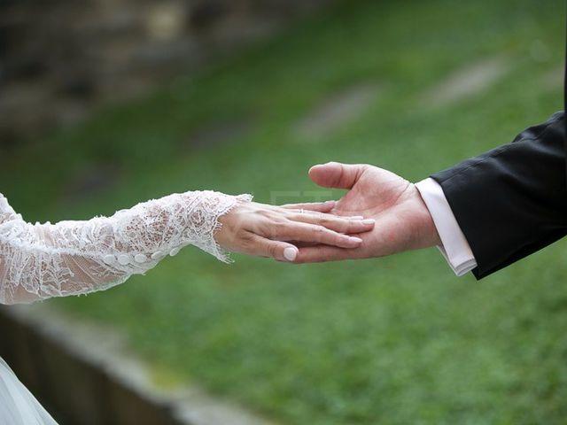 Il matrimonio di Simone e Chiara a Calolziocorte, Lecco 14