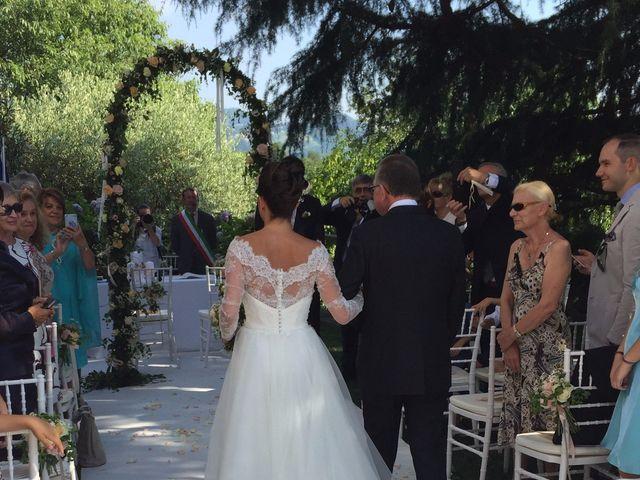 Il matrimonio di Simone e Chiara a Calolziocorte, Lecco 30