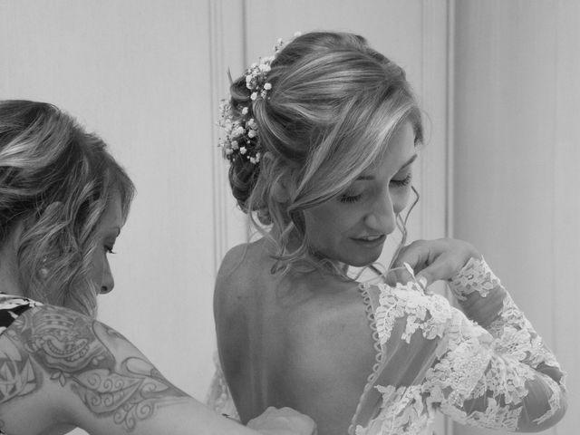 Il matrimonio di Matteo e Giulia a Limbiate, Monza e Brianza 9