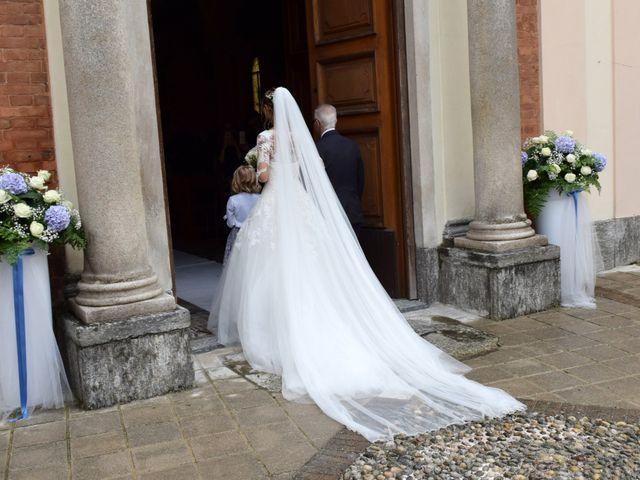 Il matrimonio di Matteo e Giulia a Limbiate, Monza e Brianza 15