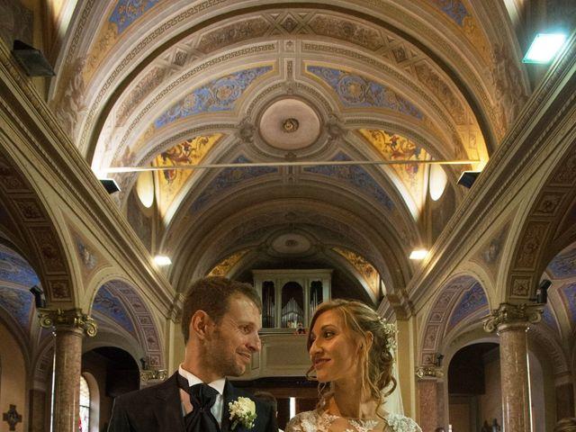 Il matrimonio di Matteo e Giulia a Limbiate, Monza e Brianza 17