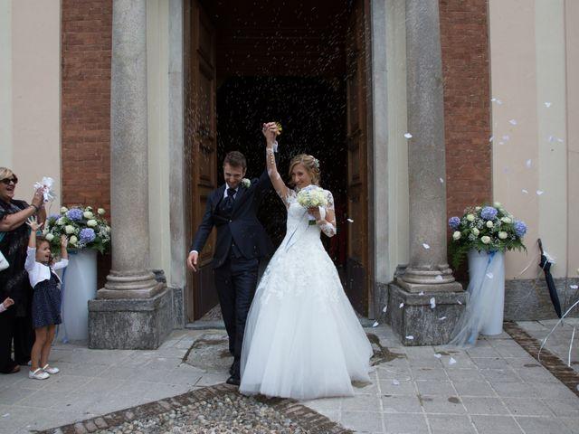 Il matrimonio di Matteo e Giulia a Limbiate, Monza e Brianza 26