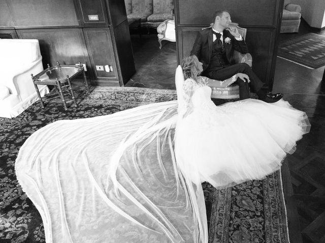 Il matrimonio di Matteo e Giulia a Limbiate, Monza e Brianza 40