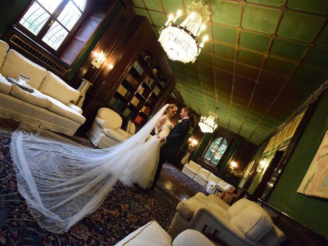 Il matrimonio di Matteo e Giulia a Limbiate, Monza e Brianza 41