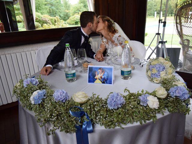 Il matrimonio di Matteo e Giulia a Limbiate, Monza e Brianza 48