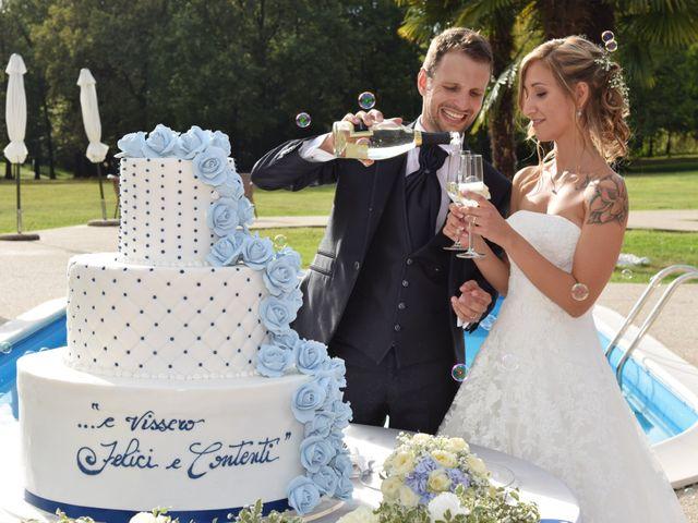 Il matrimonio di Matteo e Giulia a Limbiate, Monza e Brianza 56
