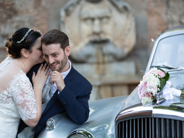 Le nozze di Flavia e Dario