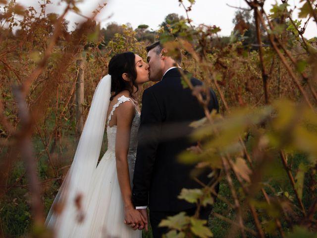 Le nozze di Flavia e Maurizio