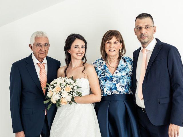 Il matrimonio di Enrico e Michela a Trivignano Udinese, Udine 2