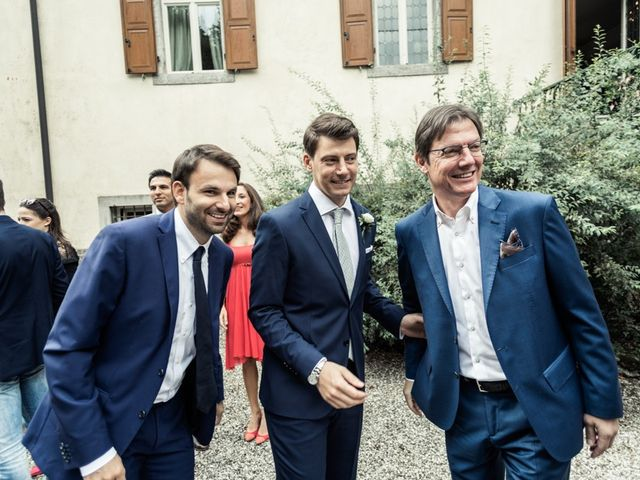 Il matrimonio di Enrico e Michela a Trivignano Udinese, Udine 11