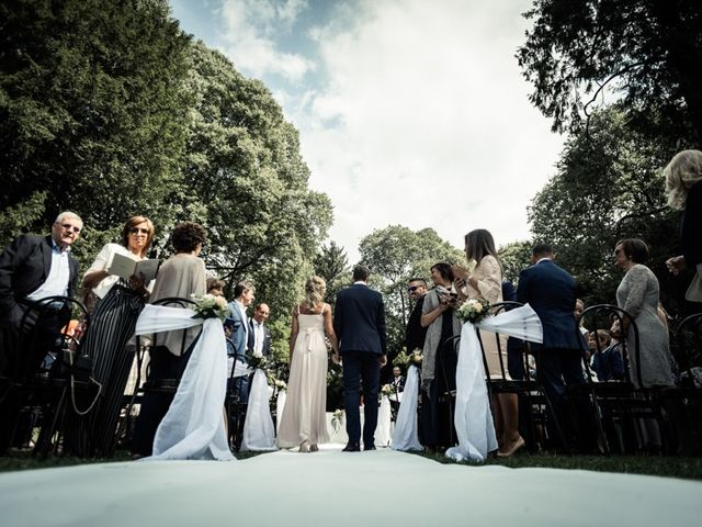 Il matrimonio di Enrico e Michela a Trivignano Udinese, Udine 12
