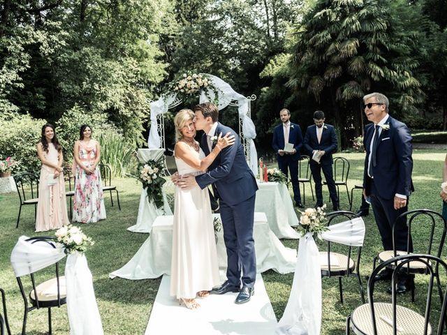 Il matrimonio di Enrico e Michela a Trivignano Udinese, Udine 13