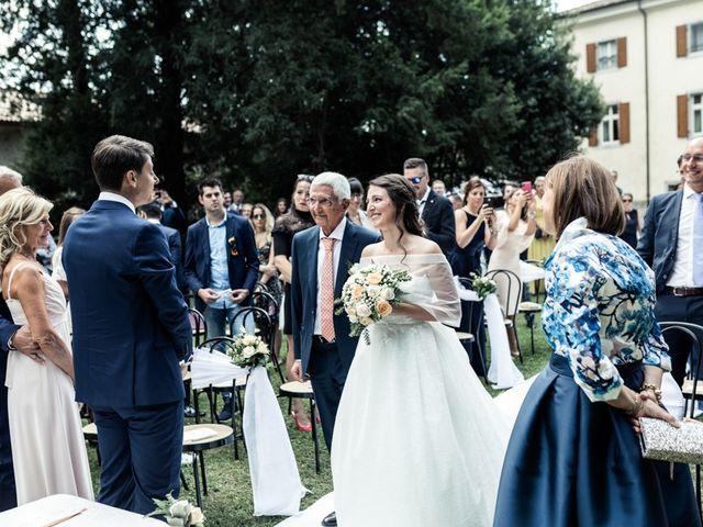 Il matrimonio di Enrico e Michela a Trivignano Udinese, Udine 19