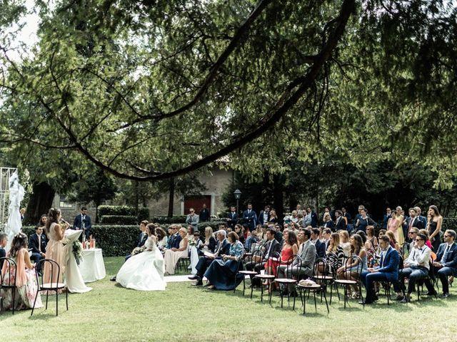 Il matrimonio di Enrico e Michela a Trivignano Udinese, Udine 22