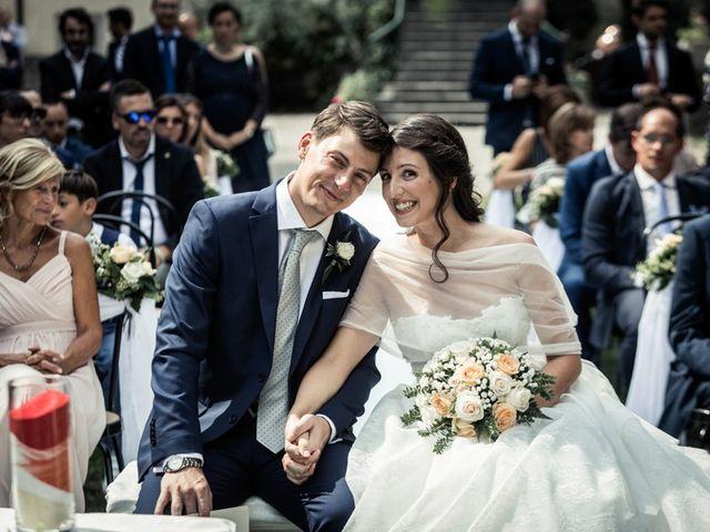Il matrimonio di Enrico e Michela a Trivignano Udinese, Udine 23