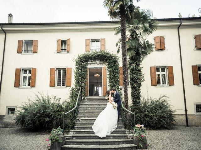 Il matrimonio di Enrico e Michela a Trivignano Udinese, Udine 28
