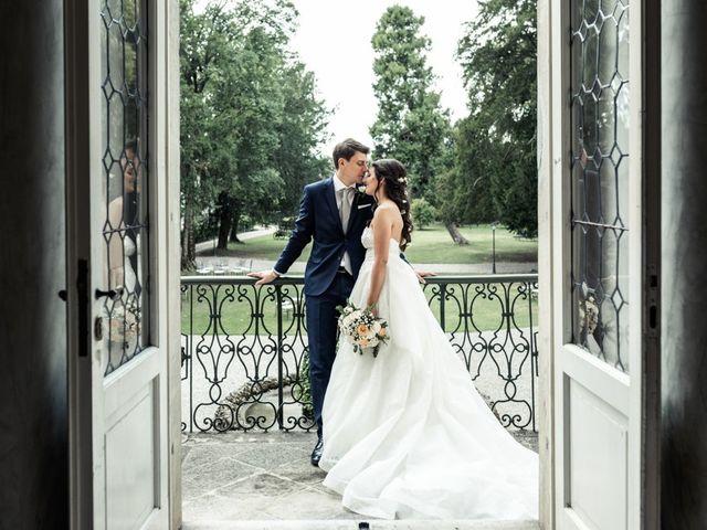 Il matrimonio di Enrico e Michela a Trivignano Udinese, Udine 29