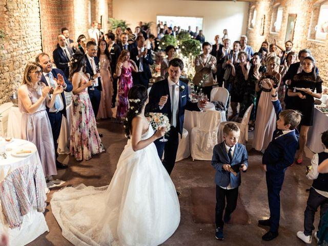 Il matrimonio di Enrico e Michela a Trivignano Udinese, Udine 33