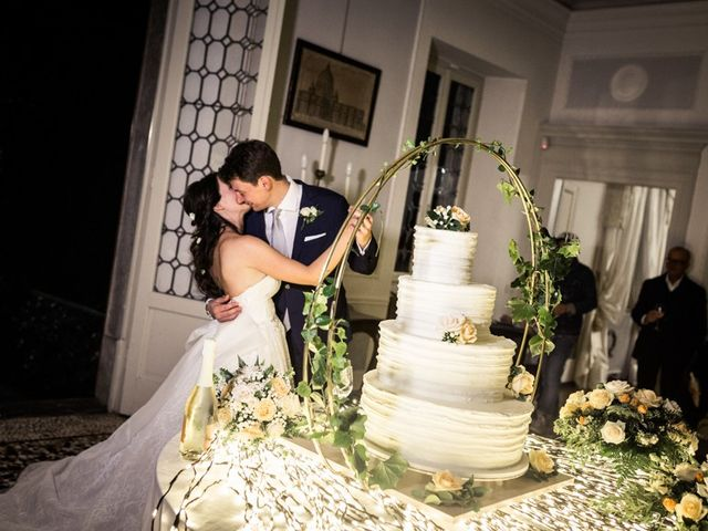 Il matrimonio di Enrico e Michela a Trivignano Udinese, Udine 37