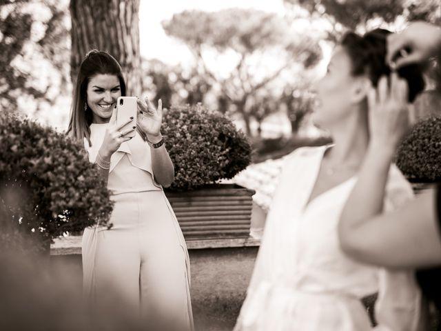 Il matrimonio di Michele e Fulvia a Roma, Roma 5