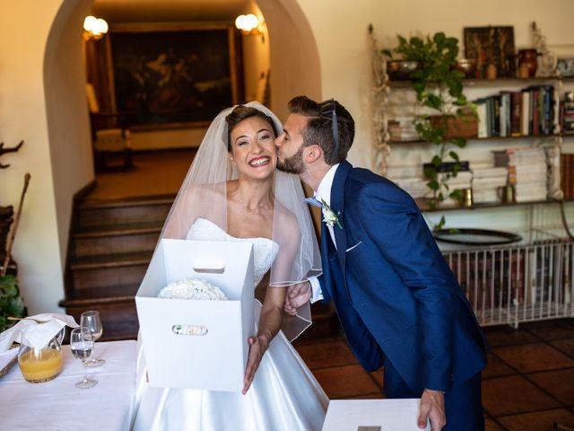 Il matrimonio di Michele e Fulvia a Roma, Roma 11