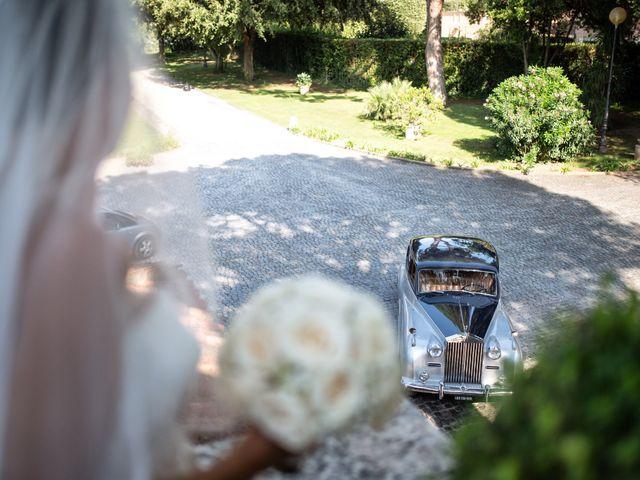 Il matrimonio di Michele e Fulvia a Roma, Roma 12
