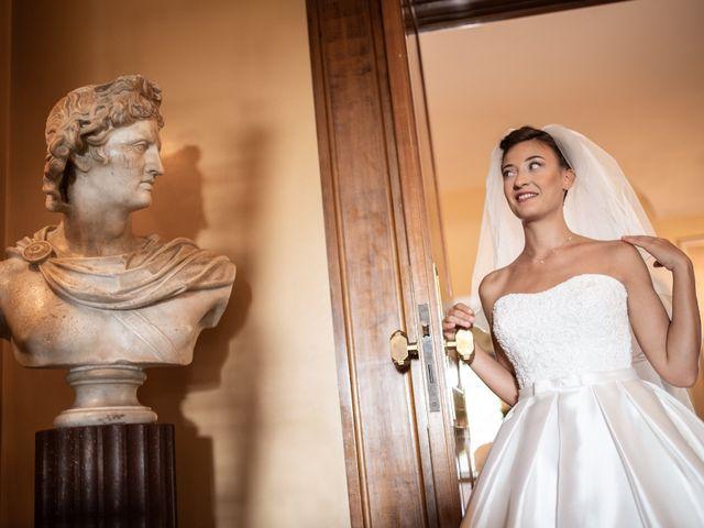 Il matrimonio di Michele e Fulvia a Roma, Roma 14