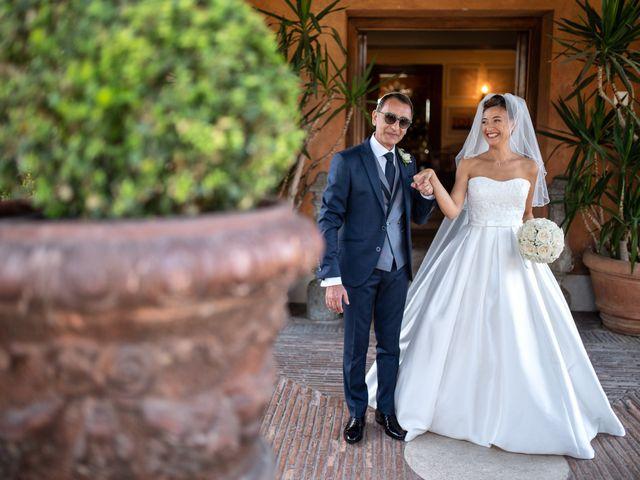 Il matrimonio di Michele e Fulvia a Roma, Roma 15