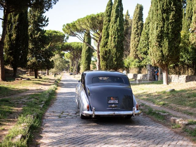 Il matrimonio di Michele e Fulvia a Roma, Roma 17