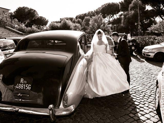 Il matrimonio di Michele e Fulvia a Roma, Roma 19