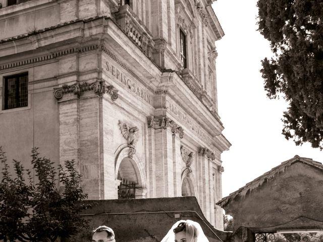 Il matrimonio di Michele e Fulvia a Roma, Roma 21