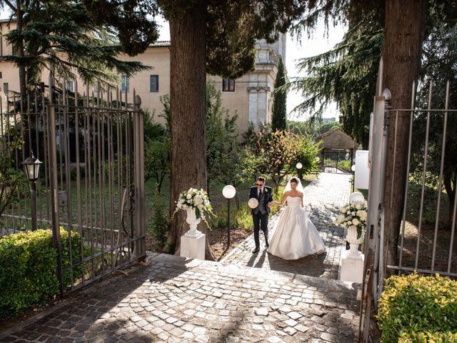 Il matrimonio di Michele e Fulvia a Roma, Roma 20