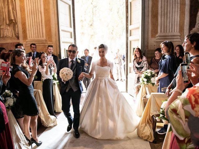 Il matrimonio di Michele e Fulvia a Roma, Roma 22