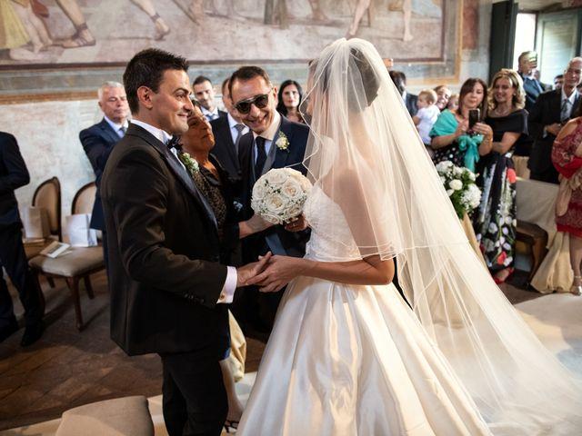 Il matrimonio di Michele e Fulvia a Roma, Roma 23