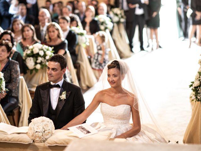 Il matrimonio di Michele e Fulvia a Roma, Roma 26