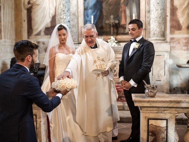 Il matrimonio di Michele e Fulvia a Roma, Roma 27