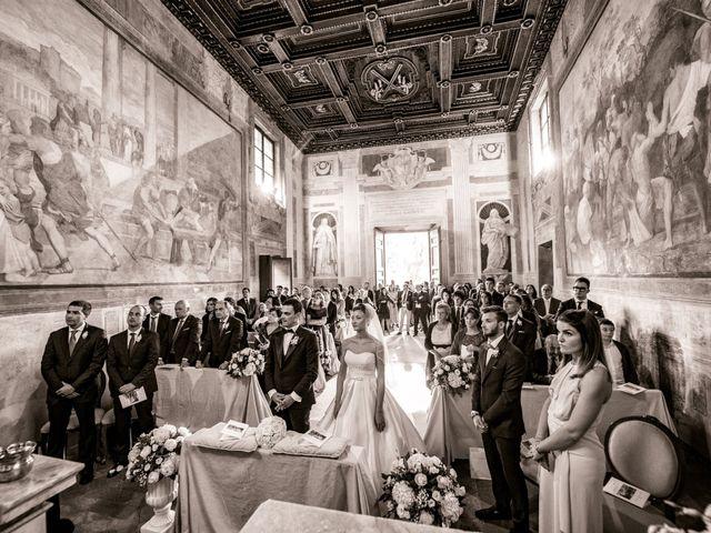 Il matrimonio di Michele e Fulvia a Roma, Roma 29